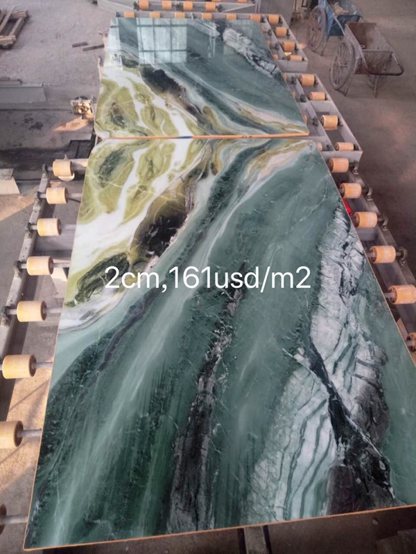Best Quality Green forest marble