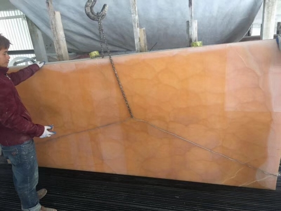 Multicolour Jade Polished Marble Slab